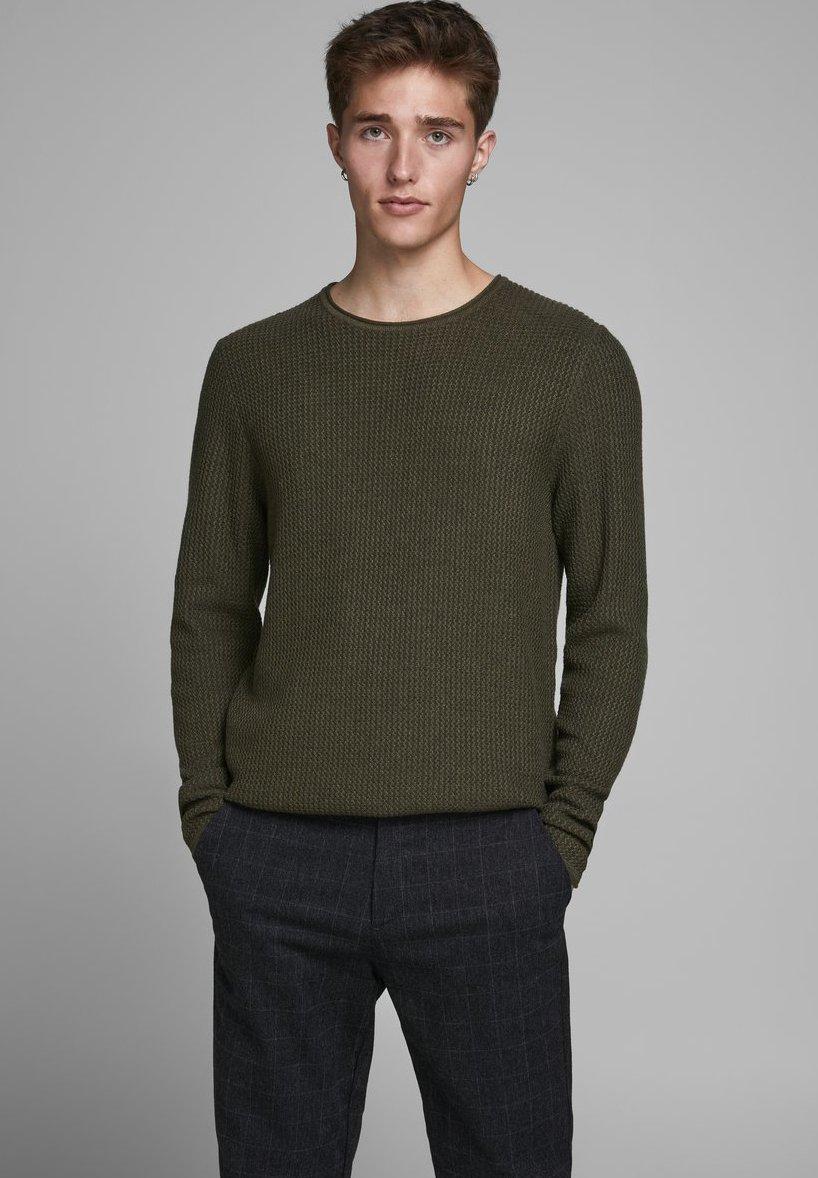 Homme JPRBLUCARLOS CREW NECK NOOS - Pullover