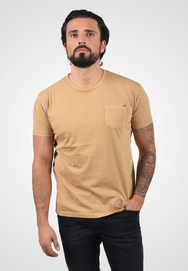 FELIN - Basic T-shirt - beige