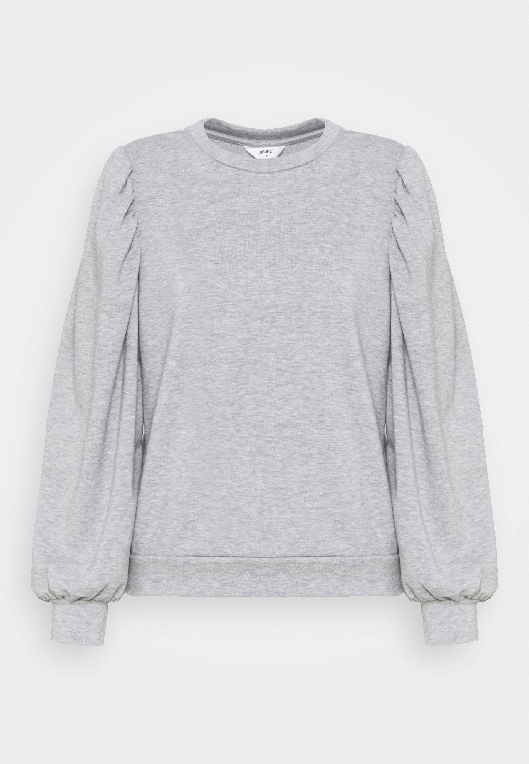 Women OBJMAJA PULLOVER - Sweatshirt