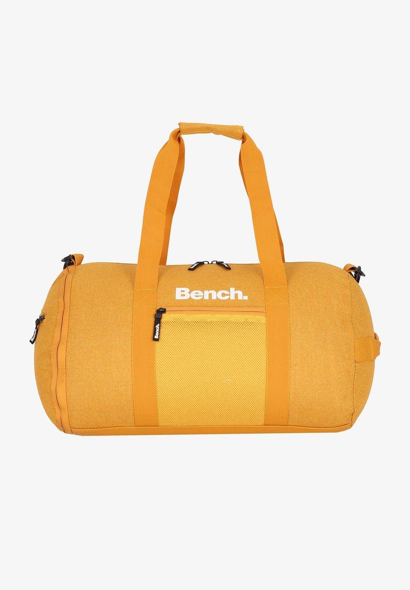 Bench - CLASSIC - Holdall - ocker