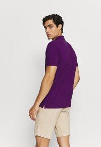 s.Oliver - KURZARM - Polo shirt - purple - 2