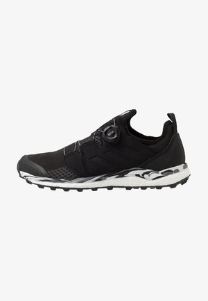 TERREX AGRAVIC BOA - Trail running shoes - core black/grey one