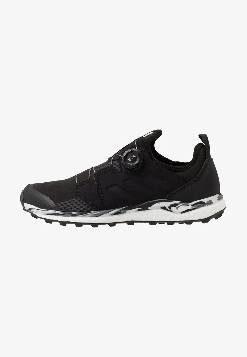 adidas Performance - TERREX AGRAVIC BOA - Laufschuh Trail - core black/grey one