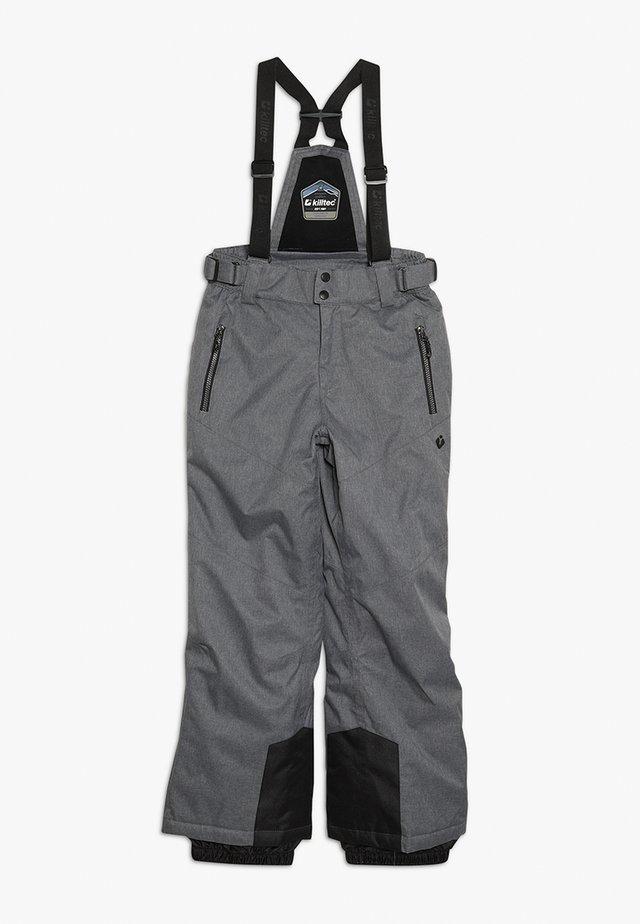 NORWIN  - Pantalon de ski - grau-melange