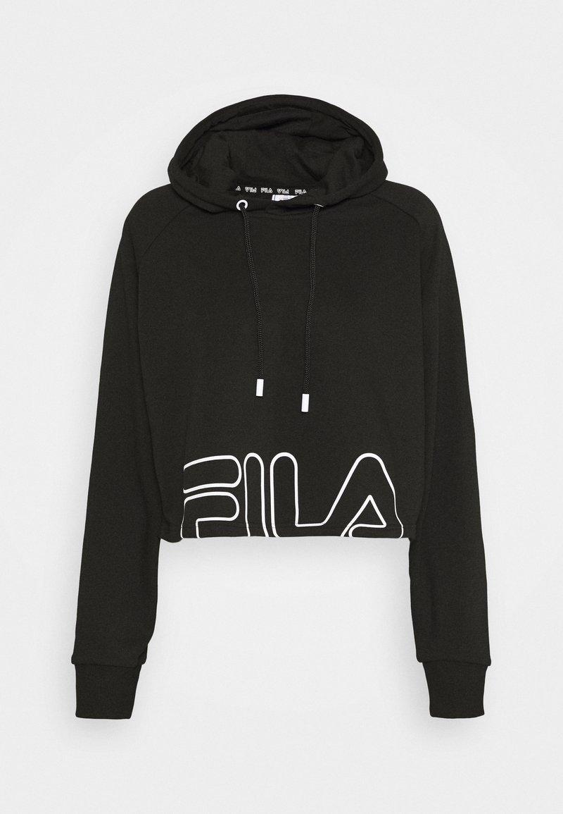 Fila - LENI - Hoodie - black