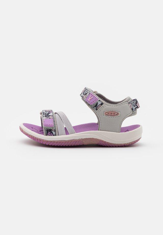 VERANO - Walking sandals - vapor/african violet
