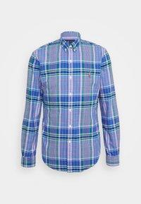 OXFORD - Camicia - blue