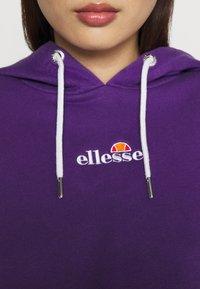 Ellesse - REEDIA - Hoodie - dark purple - 4