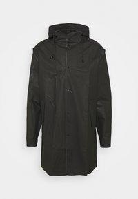 FESTIVAL - Krátký kabát - black