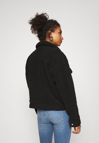 Dr.Denim - PIXLEY JACKET - Winter jacket - black - 2