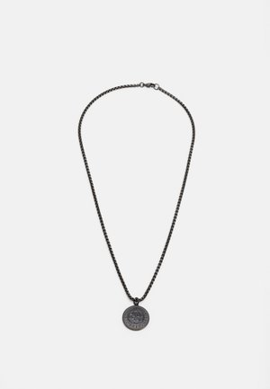 COIN CHAIN UNISEX - Necklace - gunmetal