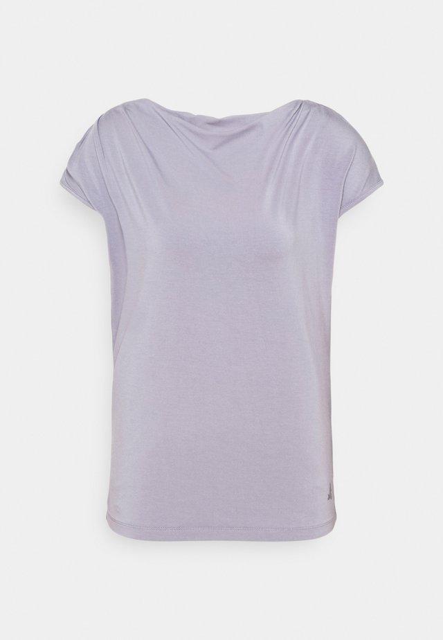 WASSERFALL - T-shirt basique - new pearl