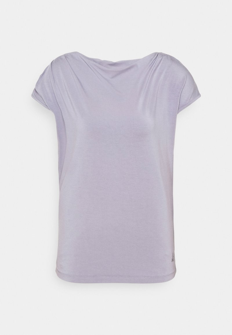 Curare Yogawear - WASSERFALL - T-shirt basic - new pearl
