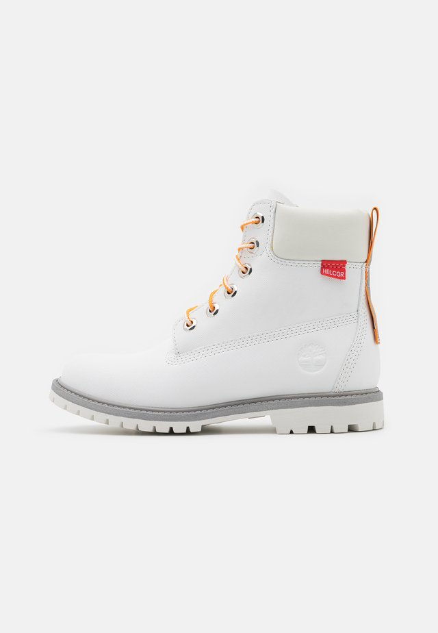 HERT CUPSOLE - Winter boots - white helcor