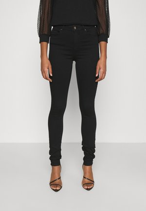 ONLGLOBAL MID BOX - Jeans Skinny Fit - black