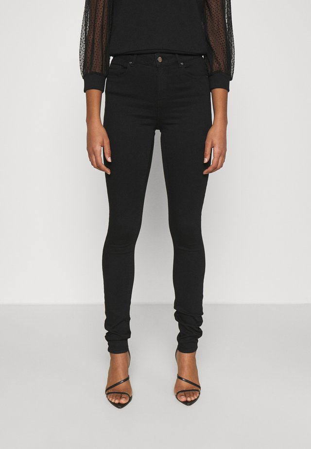ONLGLOBAL - Skinny džíny - black