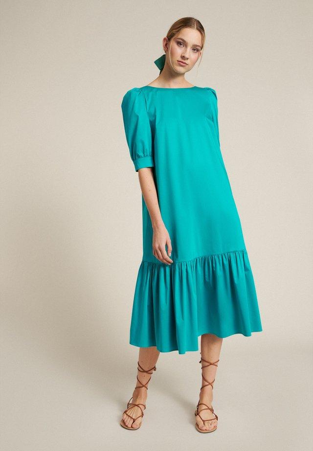 Sukienka letnia - turchese