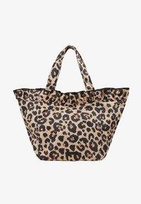 Loeffler Randall - TOTE - Kabelka - leopard - 5