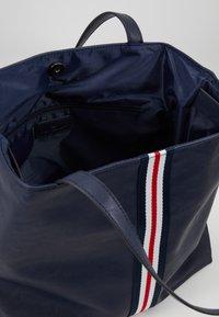 TOM TAILOR - MIRI RIMINI - Käsilaukku - dark blue - 4