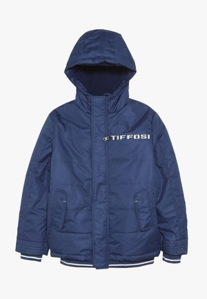 MARINO - Winter jacket - blue