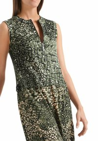 Marc Cain - Day dress - crocodile - 1