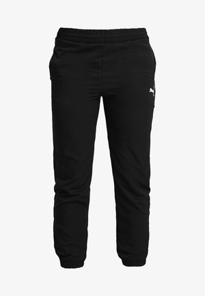 ACTIVE PANTS - Verryttelyhousut - puma black