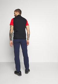 Mammut - RUNBOLD  - Spodnie materiałowe - marine - 2