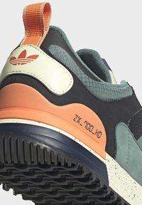 adidas Originals - ZX - Sneakers laag - core black tech emerald collegiate navy - 8