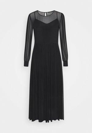 THORA LUCIA DRESS - Maxi dress - black