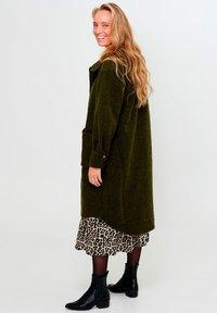 Noella - Winter coat - military - 2