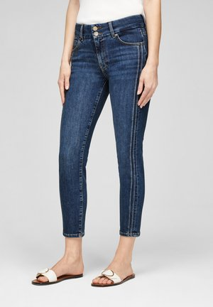 SIENNA - Slim fit jeans - dark blue