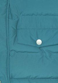 MINI A TURE - WALI JACKET - Kabát zprachového peří - stargazer blue - 3