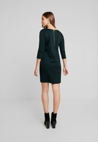 Vila - VITINNY - Day dress - black/pine grove - 2