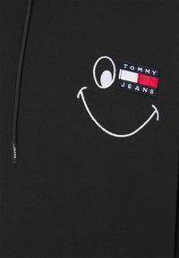 Tommy Jeans - BADGE HOODIE UNISEX - Hoodie - black - 2