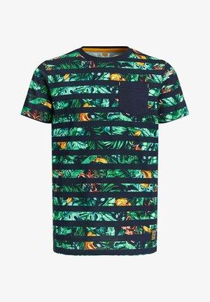 Print T-shirt - multi-coloured