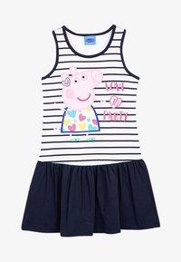 Peppa Pig - Jersey dress - navy blazer - 0