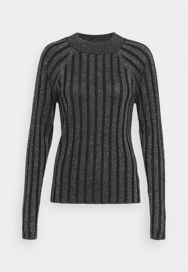 SWEATER SPIRA - Jersey de punto - black