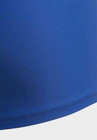 adidas Performance - BADGE OF SPORT SWIM BOXERS - Swimming trunks - blue - 4