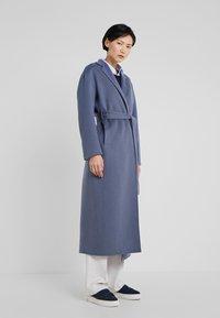 Filippa K - ALEXA COAT - Abrigo - blue grey - 3