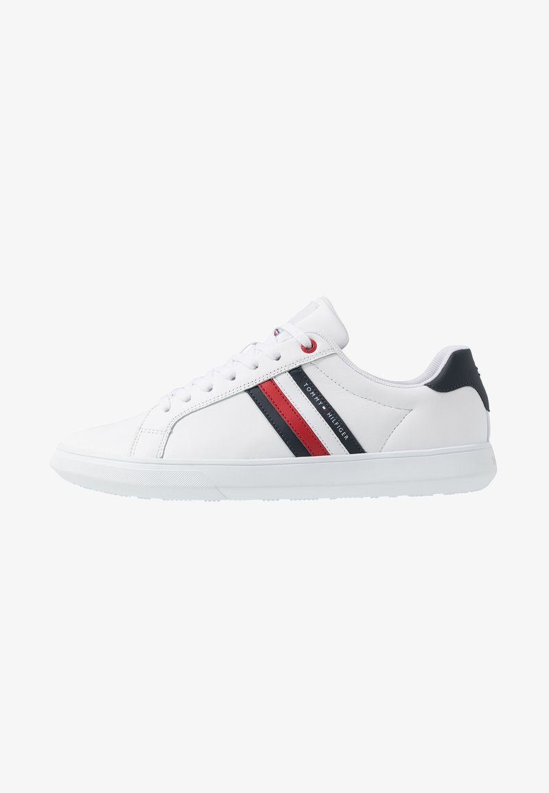 Tommy Hilfiger - ESSENTIAL CUPSOLE - Sneakers - white