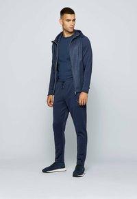 BOSS - SOOCON - Sweatshirt - dark blue - 1