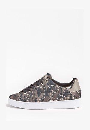 RAZZ TARNMUSTER - Sneakers basse - camouflage