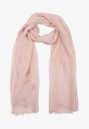 Scarf - rosafarben