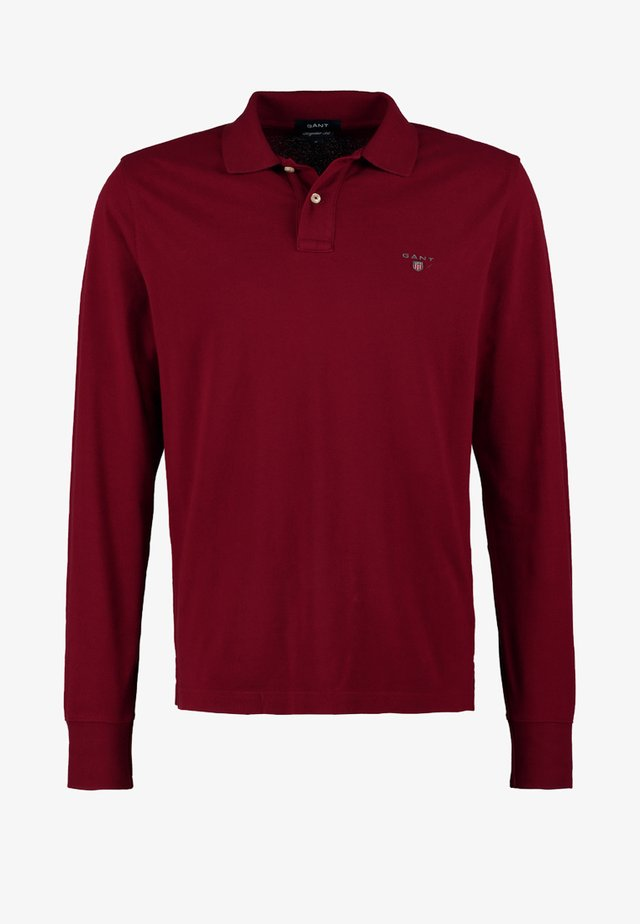 THE ORIGINAL RUGGER - Poloshirt - valpolicella