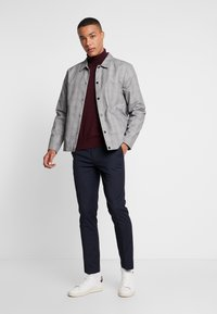 Burton Menswear London - STRETCH  - Suit trousers - navy - 1