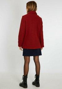 Armor lux - MARINIERE - Short coat - auburn - 2