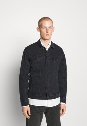 NOOS - Kurtka jeansowa - denim black