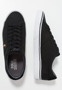 Polo Ralph Lauren - SAYER - Sneakers laag - black - 1