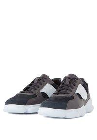 BOSS - RAPID_RUNN_MELT - Sneakers laag - open grey - 4