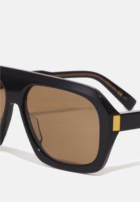 Dunhill - UNISEX - Occhiali da sole - black/brown - 4